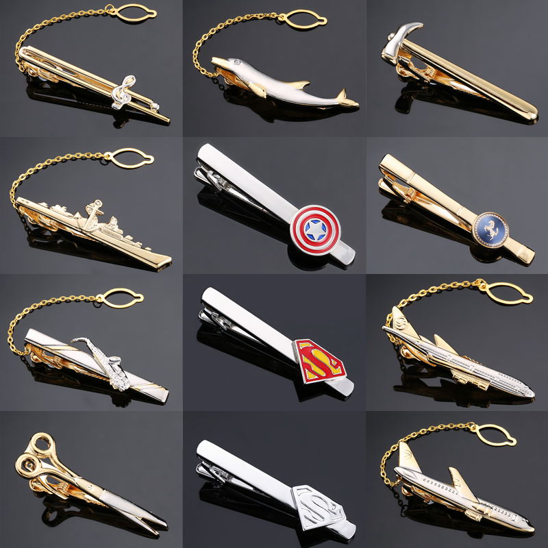 Mens Tie Clips Male Formal Business Suit Necktie Clip Clasp Music Sax plane Metal Tie Clip Pins Fashion Men Superhero Jewelry valve radiator linkage controller weekly programmable room thermostat wifi app for gas boiler underfloor heating