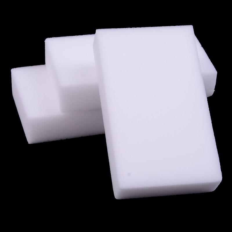 Home & Garden Shop For Cheap 10pcs/set White Magic Sponge Eraser Cleaner Multi-functional Kitchen Bathroom Cleaning Tools Sponge 10x6x2cm Sponges & Scouring Pads