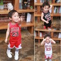 Girls Boys Siblings casual clothes childrens striped t shirt short summer kids I LOVE HIP HOP dress fashion princess dress 16J03