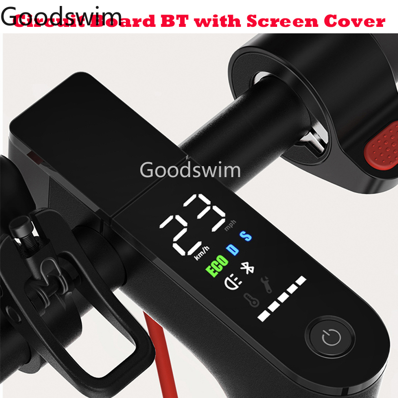 Xiaomi M365 Pro Scooter Circuit Board with Screen Cover Xiaomi M365 Scooter Pro Dashboard Circuit Board Parts M365 Accessories đồng hồ gucci dây nam châm