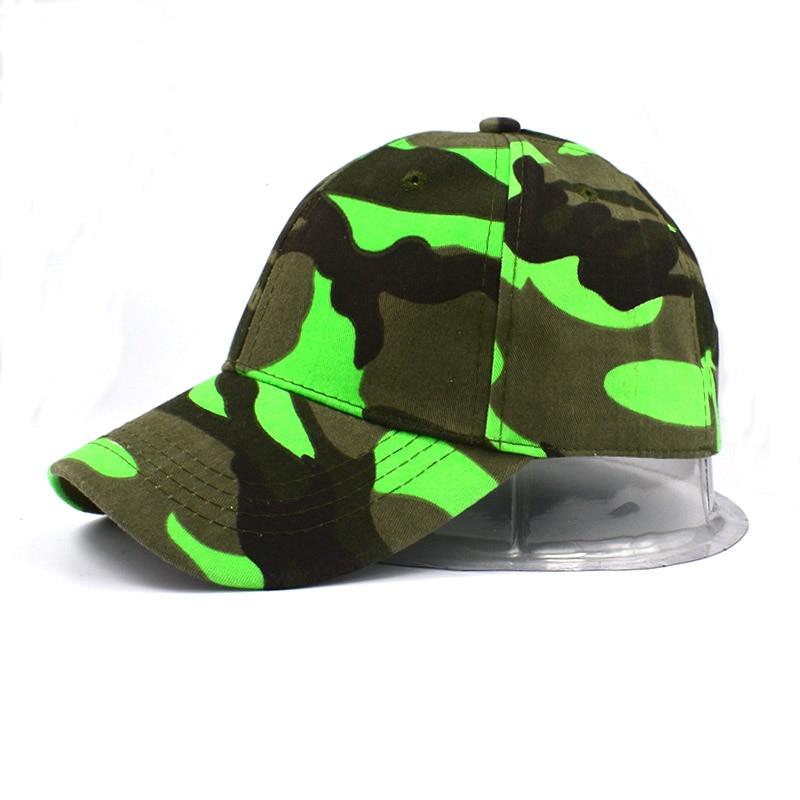 Unisex Camouflage Caps High Quality Adjustable Cotton Baseball Cap Fashion Navy Hat Snapback Hats Casual Caps Sports Hat Wholesa