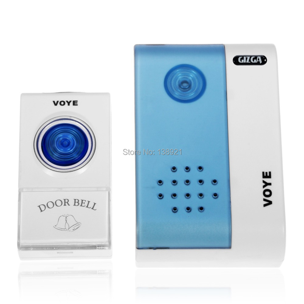 Shop Store Home Welcome Chime Wireless Alarm Entry Door Bell In