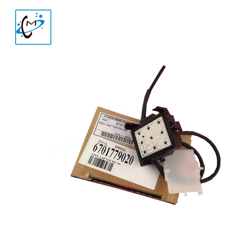 Original new Roland VS/RT/RF/XF-640 piezo photo printer dx7 printhead sheet capping top original feeding motor 6701409040 for roland re 640 ra 640 vs 640