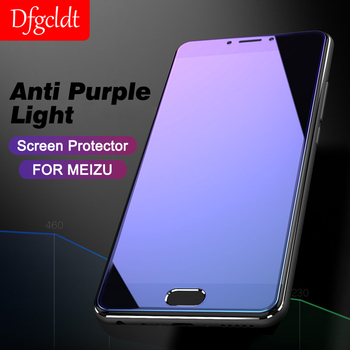 Anti-blue Light Protective Glass for Meizu M6 Note M6S 15 M15 Screen Protector Glass On The for Meizu Pro 7 Plus Tempered Glass full covertempered glass sfor meizu m6 m6s m5s a5 m5c m5 m3 note mini max pro 6 6s 7 plus screen protector 9h 3d glass film