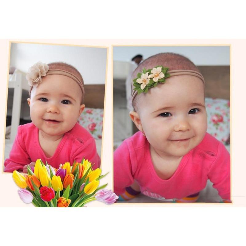 3PCS Hot Sale Childrens Accessories Baby Girls Newly Fashion Headband Three-piece Set Kids Cute Hair Suit