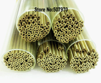 Ziyang Brass Electrode Tube Single One Hole 2.0*400mm Length for EDM Drilling Machine - discount item  5% OFF Machinery & Accessories