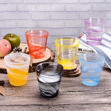 Heat resistant Lead-free Crystal Cups Colorful glass cup Whiskey Beer Glass Wine Cup Bar Hotel Party home wedding Drinking Ware crystal skull whiskey glass cup drinking ware bar