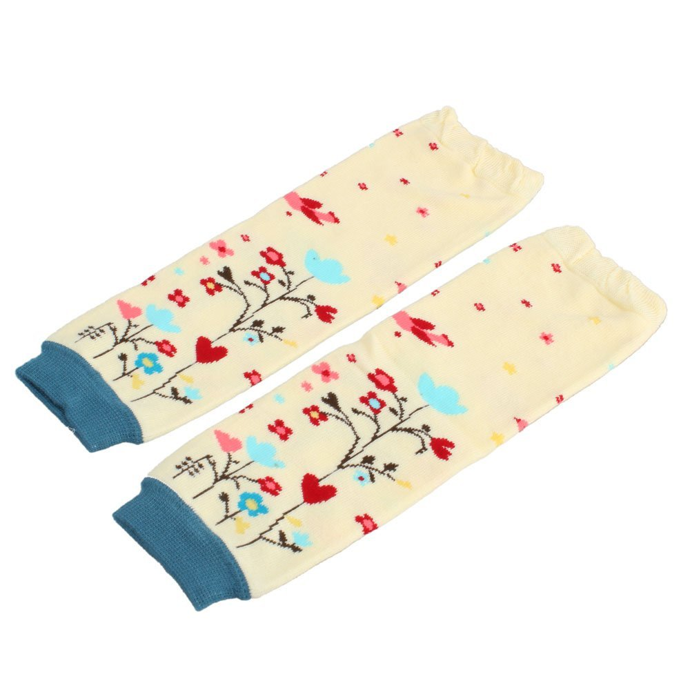 Cotton Toddler Kids Infant Baby Leggings Knee Leg Warmers Socks Socking
