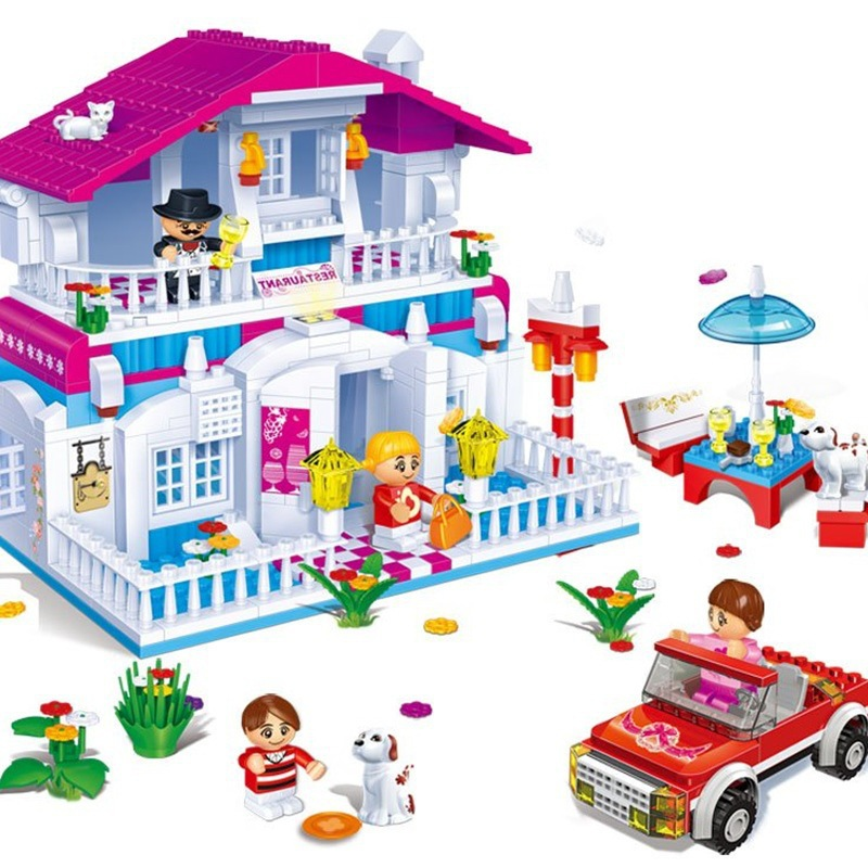 BB Model Toy Compatible with Lego BB6103 552Pcs Model Building Kits Toys Hobbies Building Model Blocks 14012 model building kits compatible with lego knights clay s rumble blade jestro model building toys hobbies 70315