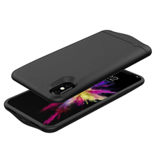 External Rechargeable Battery Charger Case Cover For iphone X 5200mAh Powerbank Case Protective Charging Cover Case