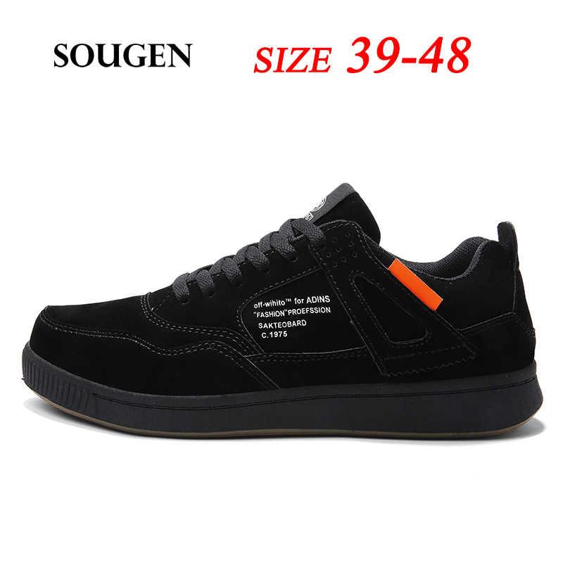 Krasovki รองเท้าสบายๆรองเท้าผ้าใบรองเท้าผู้ชาย Superstar ฤดูร้อน Tenis Masculino Adulto Chaussure Homme ชายขนาด 48 Trainers