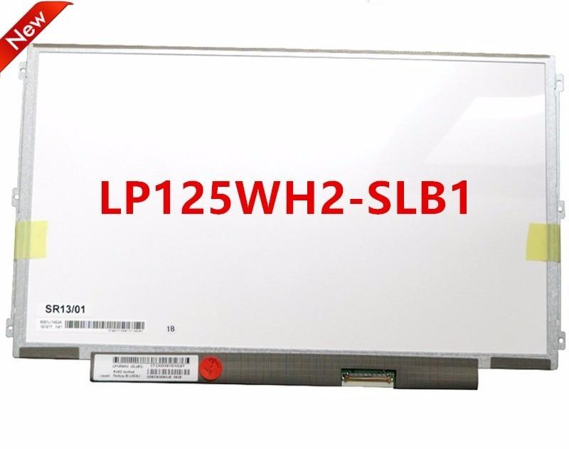 12.5 IPS FOR LENOVO IBM U260 K27 K29 X220 X230 LED LCD SCREEN LP125WH2-SLB1 LP125WH2-SLB3 LP125WH2 LVDS 40pin Display matrix new for ibm lenovo thinkpad x220 x230 bottom case base cover 04y2088 04y2090 04w2239