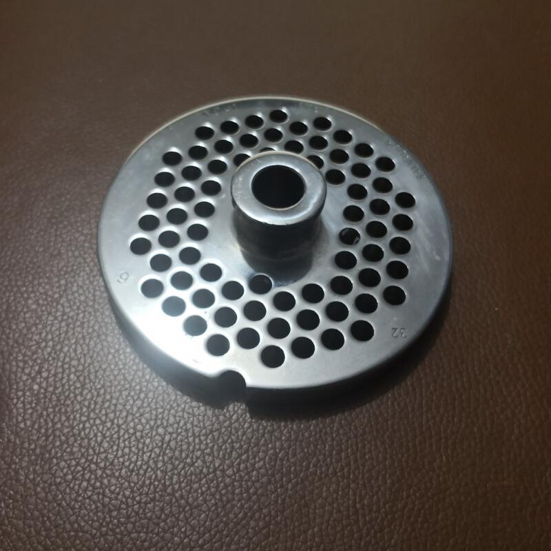 /& Mincer Blade 8mm Hole Salvador No 32 Stainless Steel Mincer Plate