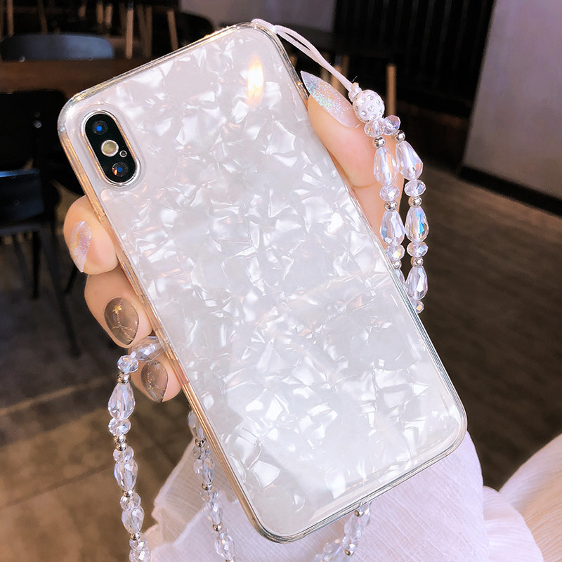 Luckywang for iphone 7 case Crystal Silica Gel Woman Favourite For Iphone 7 Plus Case Luxury Mobile Phone Bags