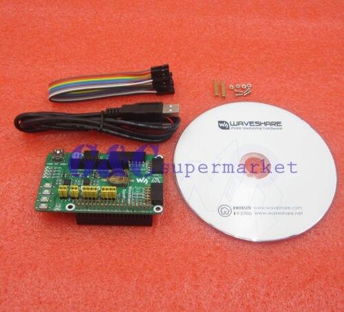 DVK512 GPIO щит для Raspberry Pi Model A + B + 2 B 3B Различных Интерфейса