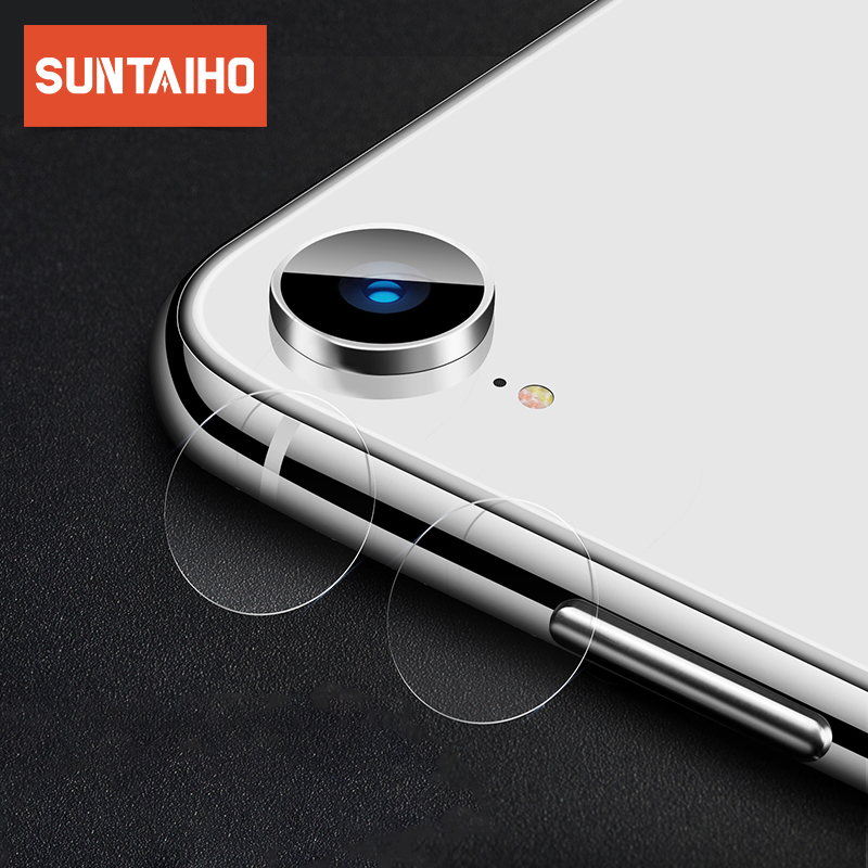 Tempered Glass Film For IPhone XS MAX X For IPhone 8 Plus 7 Plus XS XR X Camera Lens Protective Protector Cover Ultra-thin HD