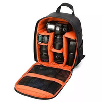 3 Colors Hot Sale Camera Storage Case Waterproof Polyester Soft Bag For Canon Sony Nikon Camera