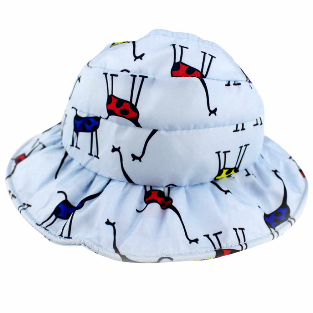 368e506b6fd Sleeper  501 2019 NEW FASHION Baby Beanie For Boys Girls Cotton Hat  Children Print Hat