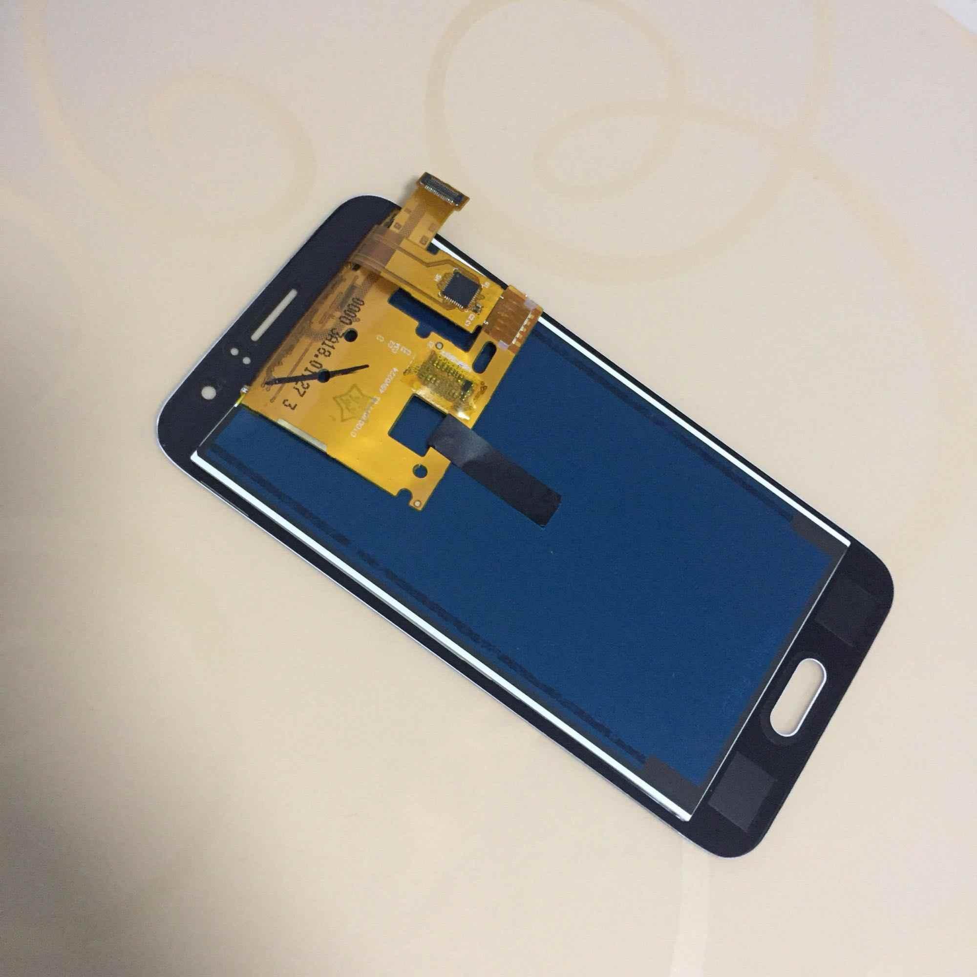 """4.3 """"يمكن تعديل سطوع لسامسونج ل غالاكسي J1 J120 J120F J120M J120H اللمس شاشة + شاشة الكريستال السائل الجمعية + أدوات مجانية"""