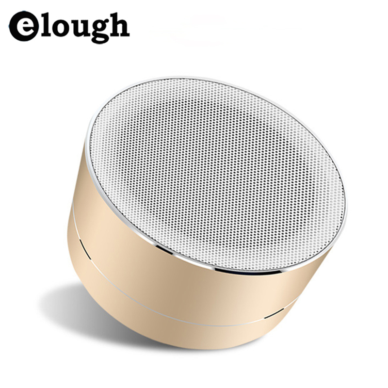 Elough Mini Bluetooth Speaker Car Music Center Portable Speaker For Phone Hoparlor Wireless Bluetooth Speaker Computer Speakers