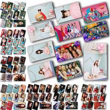 10Pcs/Set 8 Styles Fashion Hot Sale Kpop Red Velvet Red Summer Lomo Photo Card Sticker HD Sticky Photocard Poster New(China)