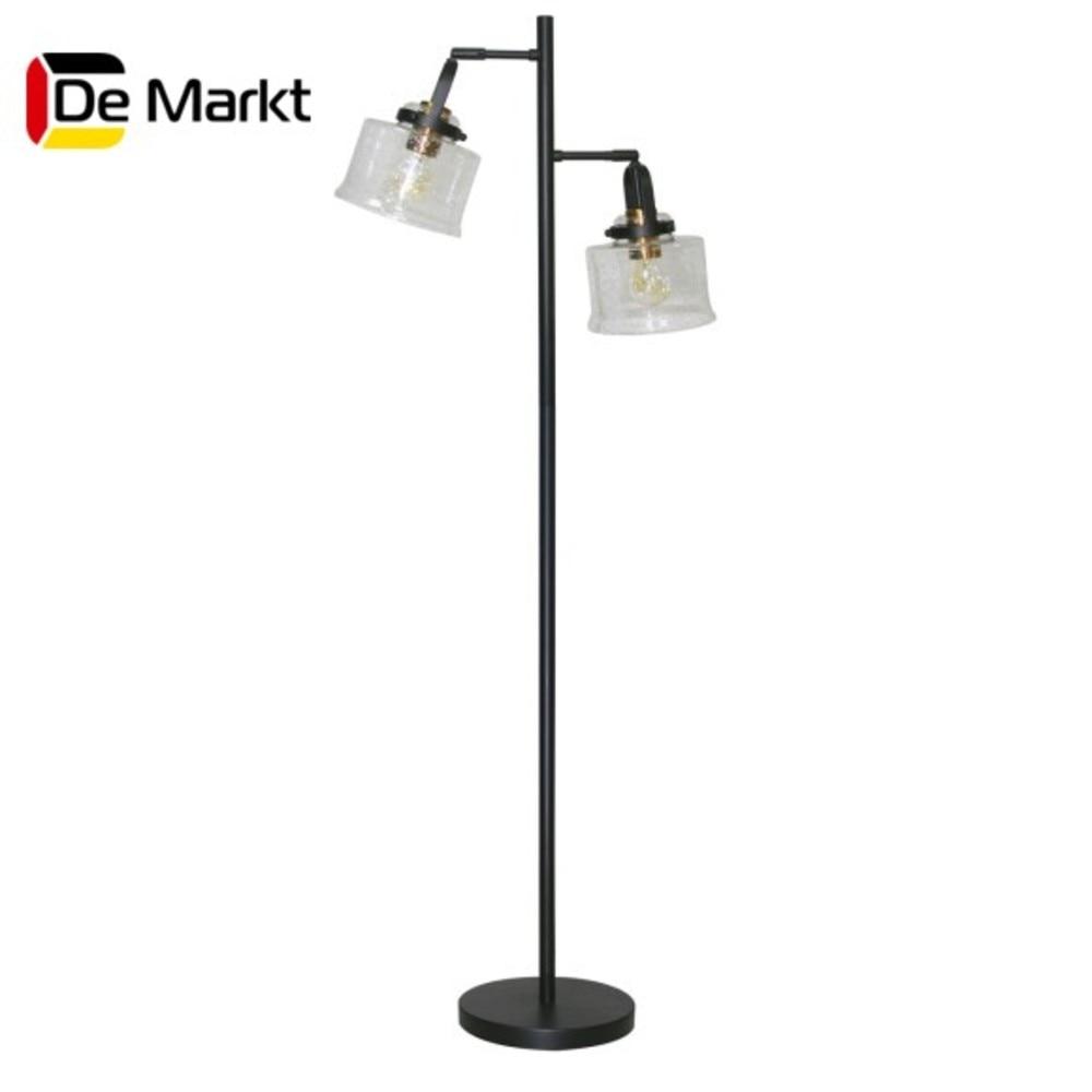 Floor Lamps De Markt 551042502 lamp for living room indoor lighting