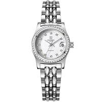 Sekaro Швейцарии часы женщины люксовый бренд автоматические механические Алмаз тенденции моды дамы водонепроницаемый белый Relogio feminino