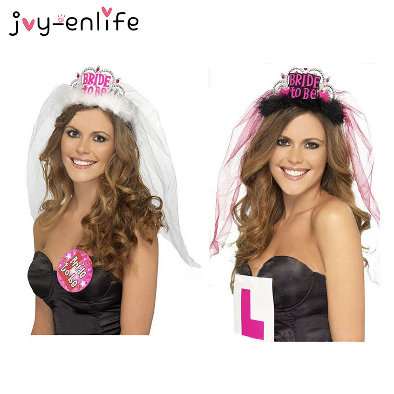 Buy Hen Party Veil And Get Free Shipping On AliExpress