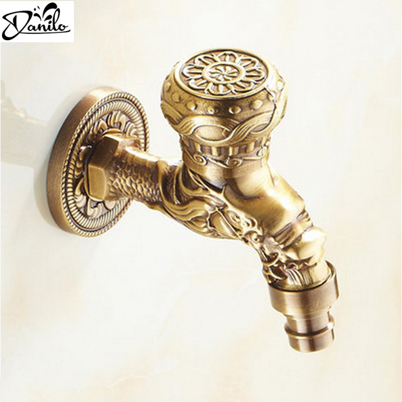 Online Buy Wholesale Decorative Garden Taps From China