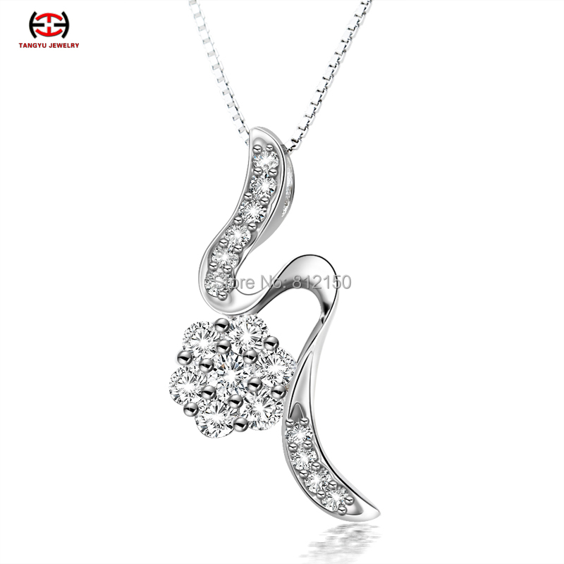 Serial Earrings: Free Shipping 925 Sterling Silver Flying Dancing Necklace
