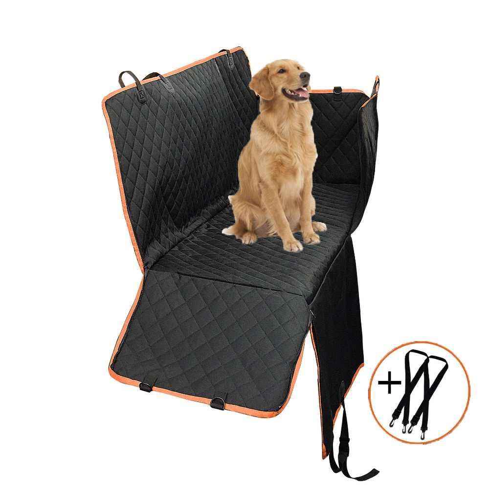 Новый чехол-переноска на заднее сиденье для собак и кошек, переносное покрытие для собак, покрывало Чехол коврик подушка для гамака, протектор