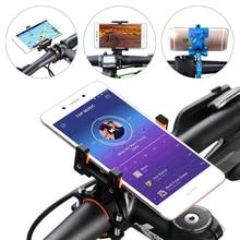 VastFire Universal Alloy Justerbar Sterk Telefon Mount til Motorcykel Cykel MTB ATV