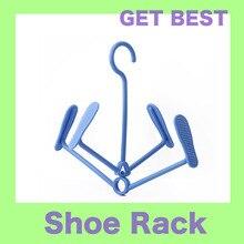 2pclot plus size thickening type drying shoe rack drying shoe rack single e6424