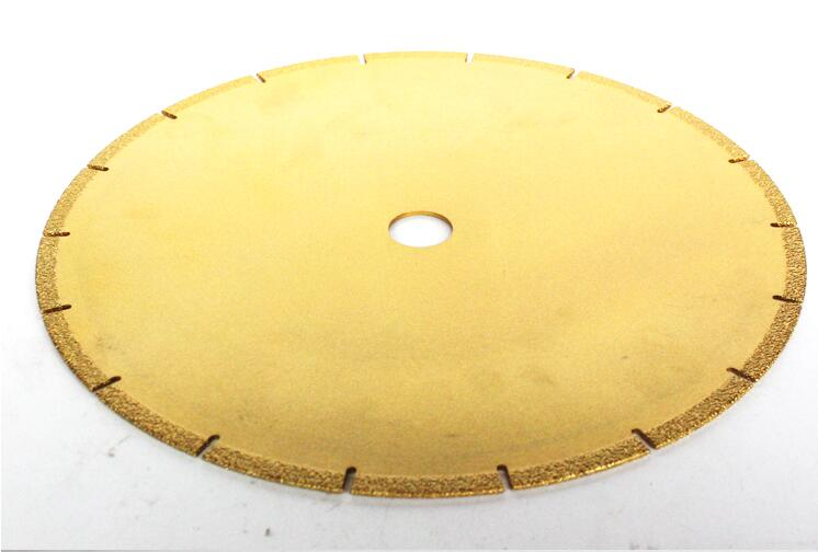12 inch 300 x 1.2/1.6/2.0/2.5/3.0 x 32MM HSS high speed steel circular saw blade for cutting stainless steel solid rod - 3