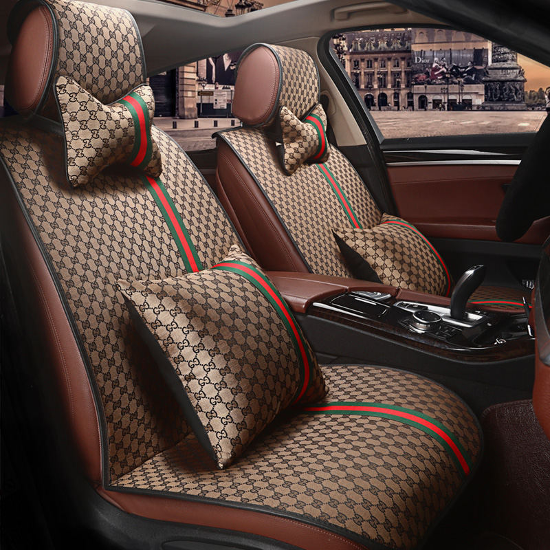 New Car seat covers, not moves car seat cushion accessories supplies, For Toyota Camry Corolla RAV4 Civic Highlander цена