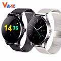 Vwar K88H Bluetooth Smartwatch Heart Rate Monitor Remote Camera Push Messages For Android ISO MTK2502C Smart Watch vs iwo 2