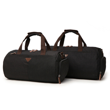 Water resistant proof travel bag men large and small size Leisure luggage women duffle weekend Shoes organizer