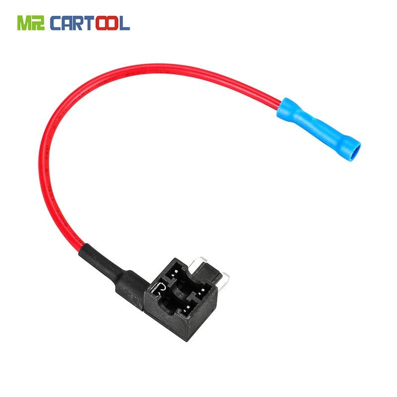 Car Fuse 12  24v  32v Micro Acn Add A Circuit Fuse Holder