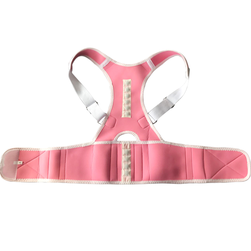 Orthopedic Brace Scoliosis Back Support Belt for Man Woman New Posture Corrector Shoulder Bandage Corset Back B002 1 in Braces Supports from Beauty Health