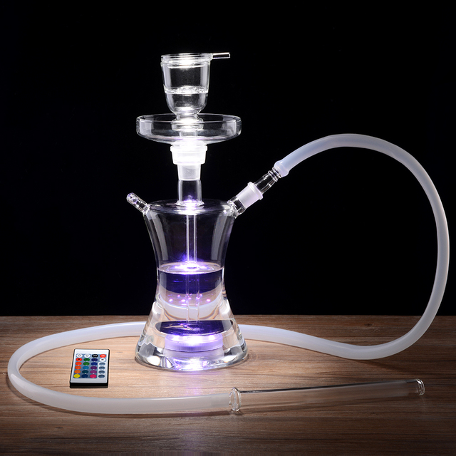 Glass Hookahs Shisha Smoking Water Pipe 1