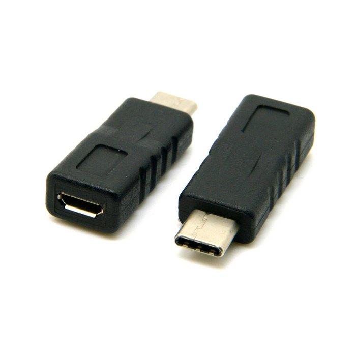 ZuverläSsig Usb 3.1 Typ C Stecker Auf Micro Usb 2.0 5pin Weibliche Data Adapter Ein Unbestimmt Neues Erscheinungsbild GewäHrleisten Zubehör Und Ersatzteile