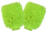 Sinland Big Both Side Microfiber Chenille Mitt 105g Car Wash Glove Cleaning Tool Cloth Supply Home Duster Cleaner 20 pieces