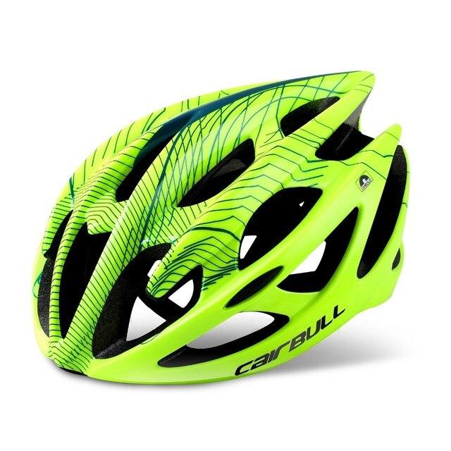 2018 cairbull capacetes de bicicleta capacete de bicicleta de montanha de estrada integralmente moldado capacetes de ciclismo 3