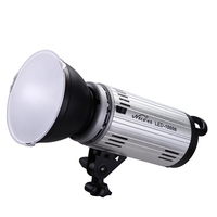 NiceFoto led 1000bw sun burner led photography light video light child portrait flash light