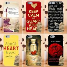 Buy bible quotes heart and get free shipping on AliExpress com