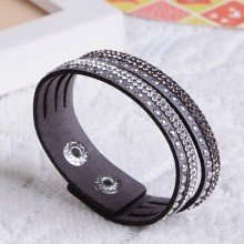 New Fashion Leather Bracelet! Factory Discount Prices, Charm Bracelet!1 Free Shipping!