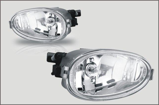 Case for Hyundai Accent fog light fir for 1999 2006 Halogen fog lamp bulb H3 12V