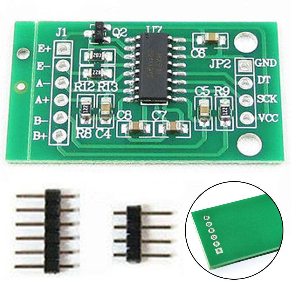 2.6 ~ 5.5V Weight Sensor Scale HX711 Weighing AD Module 24-bit A/D Conversion