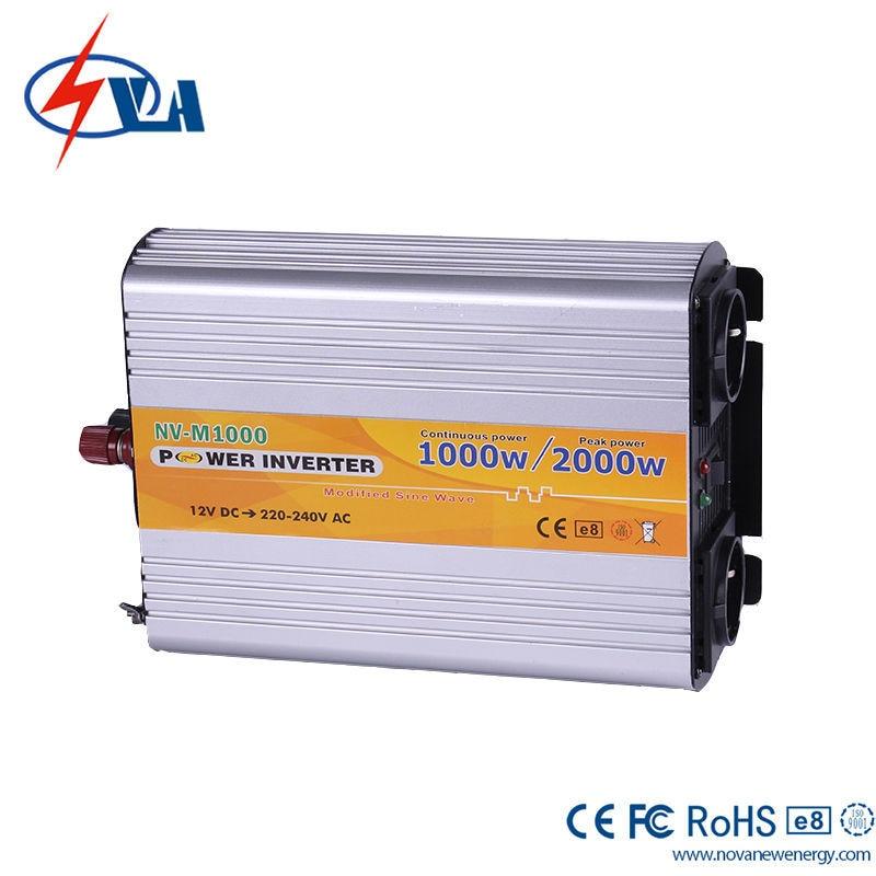 NV M1000 122 DC 12V to AC 220V Solar Power Inverter