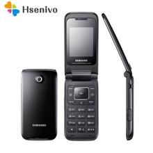 E2530 100% Original Unlocked Samsung E2530 GSM 2G FM Bluetooth FM Radio